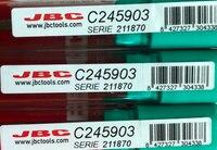 JBC Cartridge Chisel C245 903 soldering tips