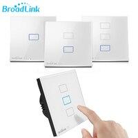 Broadlink TC2 1 2 3 Gang Wireless Remote Control Wifi Wall Light Touch Switch 433MHZ 110V