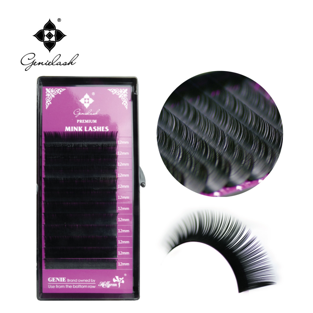 4 Tray 0.12/JBCDL Mink Eyelashes Extension  Free Shipping Eyelashes