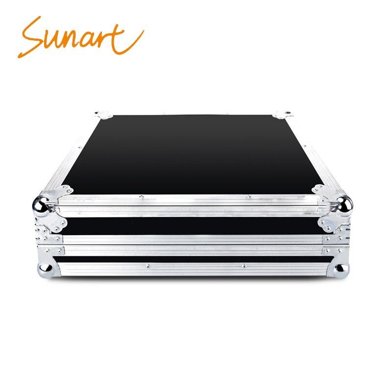 Consola de control de equipo de luz de efecto de escenario con ala de mando de envío gratis MA para DJ disco beam wash fadering