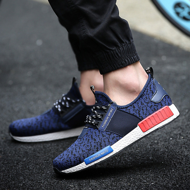 23885abf134 The Same Paragraph Of Superstar Men s Lace Up Low To Help Flat Mesh Massage Shoes  Men Yeezy Loubuten Jordan tenis Casual Shoes