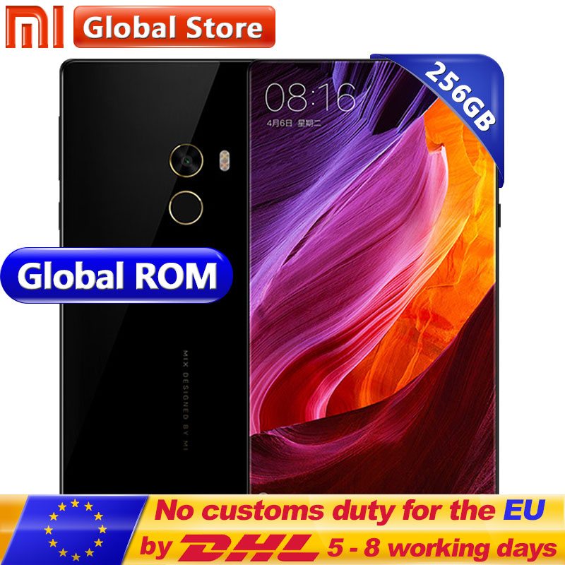 Original Xiaomi Mi Mix Pro 6GB 256GB Mobile Phone ...