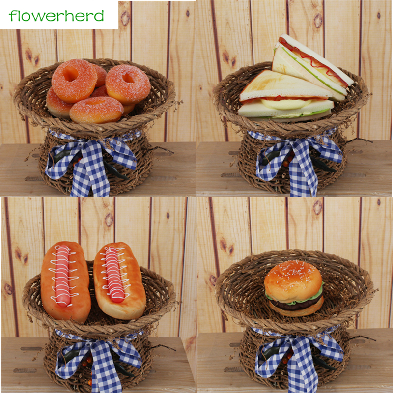 Festive & Party Supplies Painstaking Squishy Mixed Toast Slow Rising Jumbo Simulated Bread For Kitchen Decoration Squeeze Kids Toys Bread Store Decoration