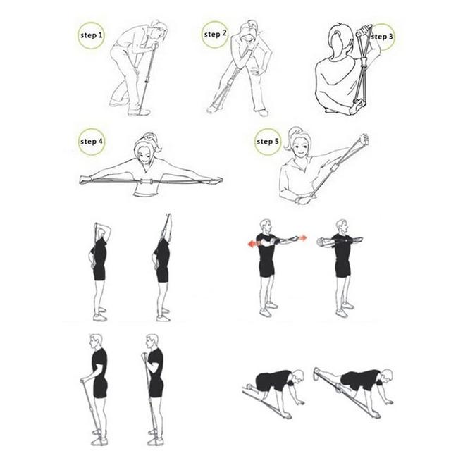 Linka do ćwiczeń Fitness