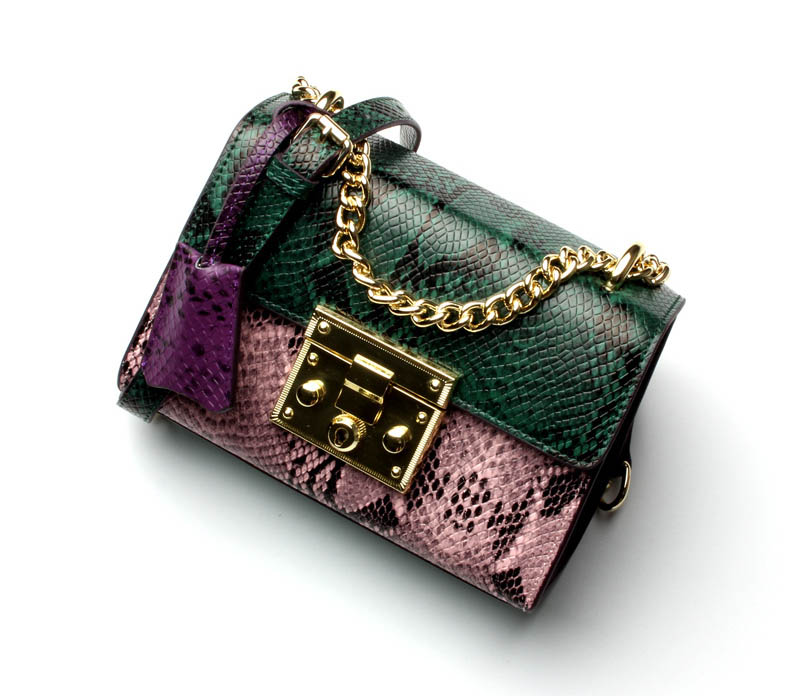 High Quality serpentine bag