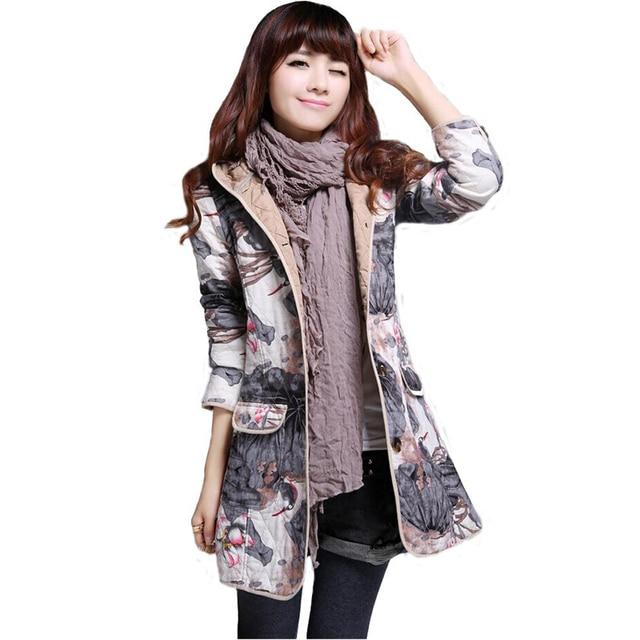 Aliexpress.com : Buy Hot Sale Women Coat Winter Warm Slim Trench ...