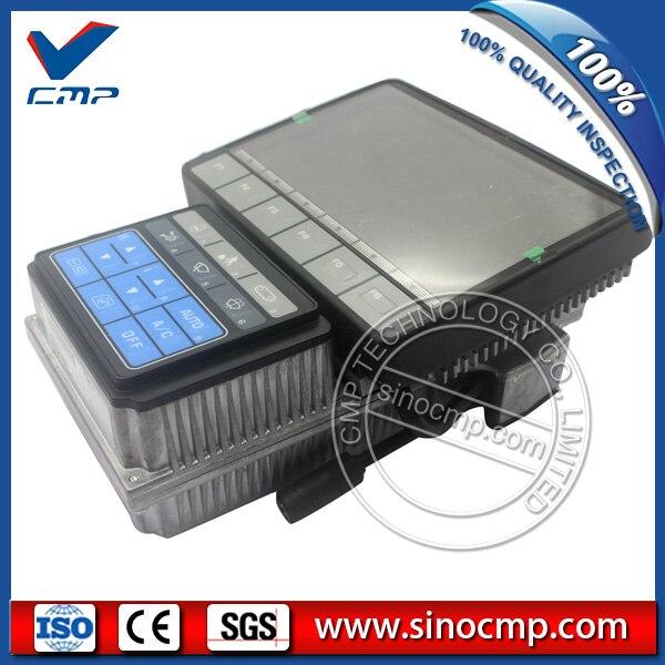 7835-31-3008 Graafmachine Monitor Komatsu PC138US-8 PC138USLC-8 PC78US-8 PC88MR-8