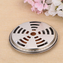 Mosquito Coils Holder Large Metal Repellent Rack With Cover Hot Selling pest reject pest repeller camping repelente de mosquito