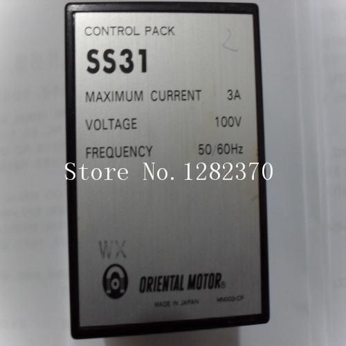 все цены на  [SA] Japan's new original special sales Oriental Motor governor SS31 CONTROL PACK Spot--2PCS/LOT  онлайн