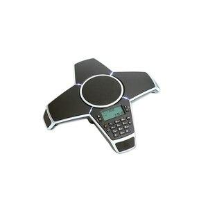 Image 5 - A550PUE Multipoint zestaw głośnomówiący zestaw głośnomówiący publicznej komutowanej sieci telefonicznej telefon konferencyjny z 2 rozbudowy mikrofony