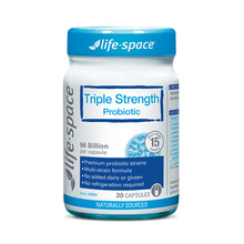 Life Space Triple Strength Probiotic 96Billion Beneficial Bacteria Antibiotics Healthy Immune Digestive System Wellness products