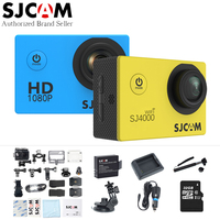 Newest Original SJCAM SJ4000 SJ4000 Wifi 2 0 LCD Screen Action Camera Upgrade SJ CAM 4000