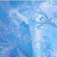 Brocade Silk Fabric Cloth Tangzhuang Qipao Dragon Pattern Archaize Hanfu Cloth Fabric 002 2