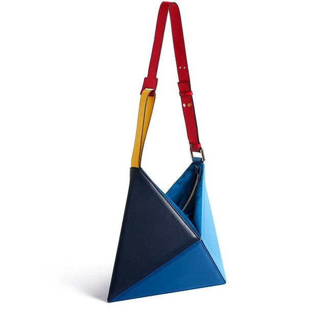 Shoulder Bags Triangle...