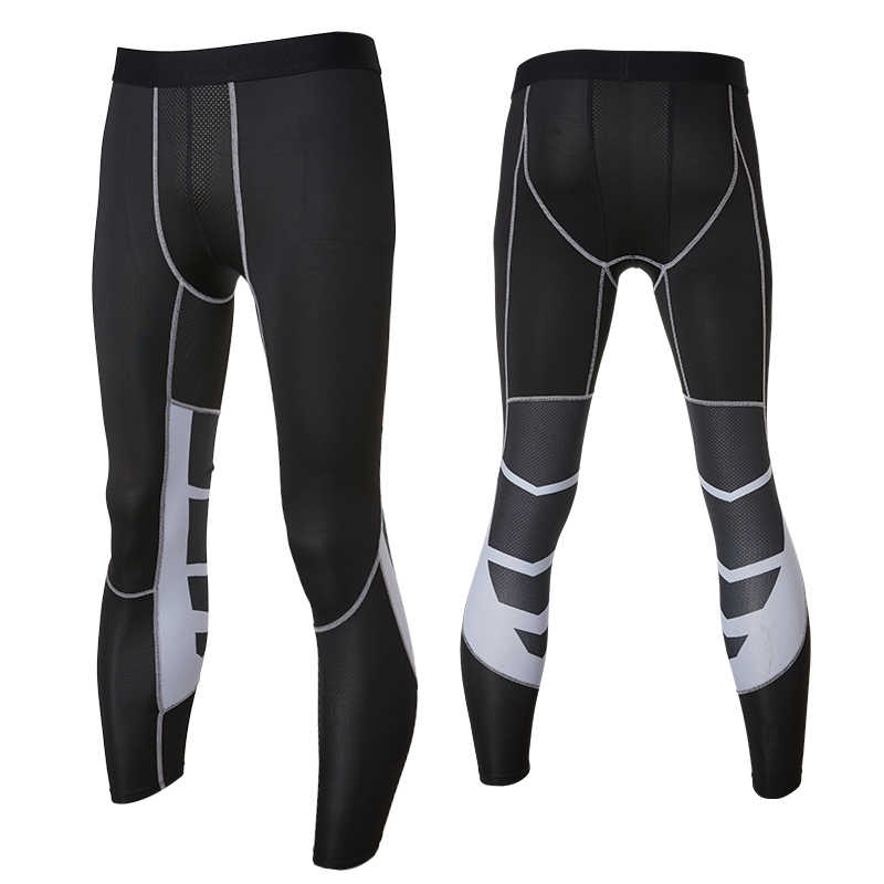 dependable performance professional website high quality guarantee Vansydical Mens Gym Compression Pants Tights Running Sports Leggings  Stretchy Quick Dry Fitness Basketball Jogging Sweatpants