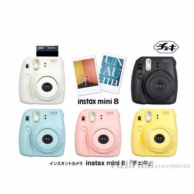 Fuji Mini 8 Camera Fujifilm Instax Instant Film Photo