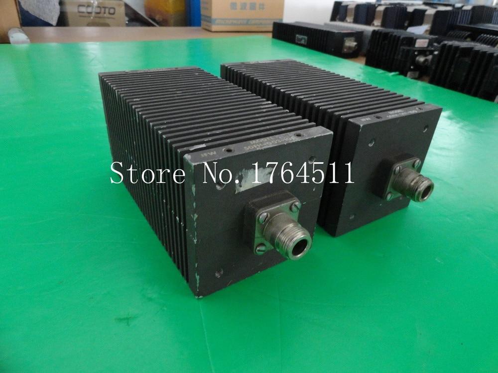[BELLA] JFW 50FH001-100 DC-1GHZ 1dB 100W Coaxial Fixed Attenuator