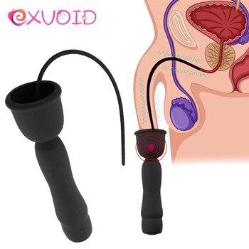 vibrador de próstata para ordeño médico
