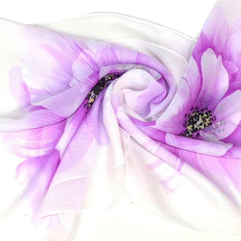 KANCOOLD Scarf new chất lượng cao Voan Khăn Thời Trang Da Báo Phong Cách In Bọc Lady Shawl scarf luxury hiệu jan26