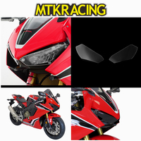 MTKRACING FOR HONDA CBR1000RR CBR 1000RR CBR1000 RR 2017 2018 motorcycle Headlight Protector Cover Shield Screen Lens
