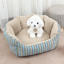 Dog Beds For Small Large Dogs Soft Pet House Bed Sofa Mat  Puppy Dogs Beds Cats Mats Kitten Couches Kennel Dog For Cat Bed Mat W цены