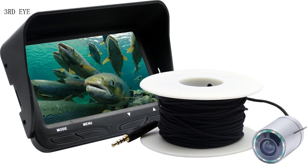 Professional Underwater Ice Fishing Camera 3MP Lens font b Night b font font b Vision b