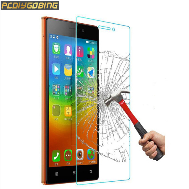 9H Tempered Glass Screen Protector Film Cover For Lenovo K3 K4 K5 K6 Note Vibe X2 X3 Z90 C C2 ZUK Z1 Z2 A2010 A5000 A2020 A808T