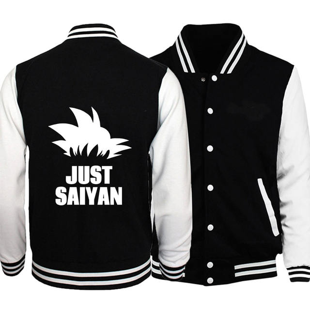 DRAGON BALL THEMED JACKET (7 VARIAN)