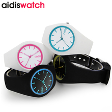 addies watch men ladies casual water-proof luminous simple couple silicone strap luxury women wristwatch fashion digital