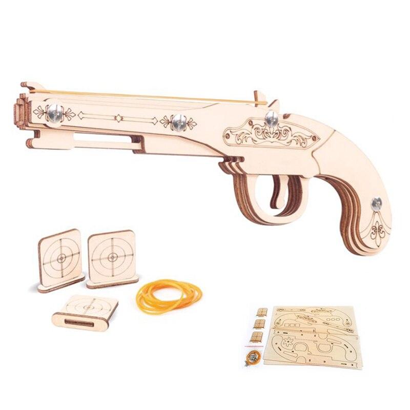 Aliexpress.com : Buy Simulation Bullet Rubber Band Gun