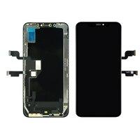 Оригинальный 6,5 для iPhone XS Max ЖК дисплей с сенсорным экраном дигитайзер сборка запасные части A2101 A1921 A2104 A2102