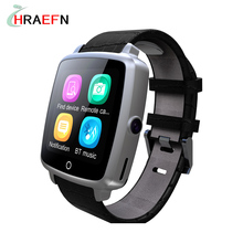 Hraefn Smart Watch U11C bluetooth smartwatch MTK2502 montre connecter IOS Apple iphone Android samsung huawei wearable device