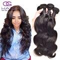 Peruano Onda Do Corpo Do Cabelo Virgem 4 pcs Baratos Onda Do Corpo Peruano Feixes de cabelo OG Produtos Boa 7A Cabelo Peruano Cabelo Humano feixes