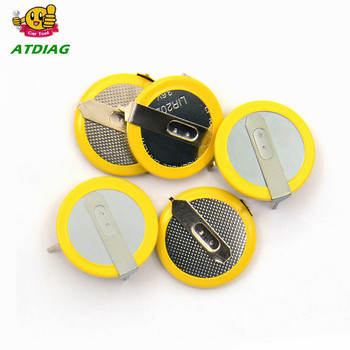 1pcs 3.6V LIR2025 Rechargeable Battery Free Shipping For BMW 3 5 Series E46 E39 Remote Key Battery