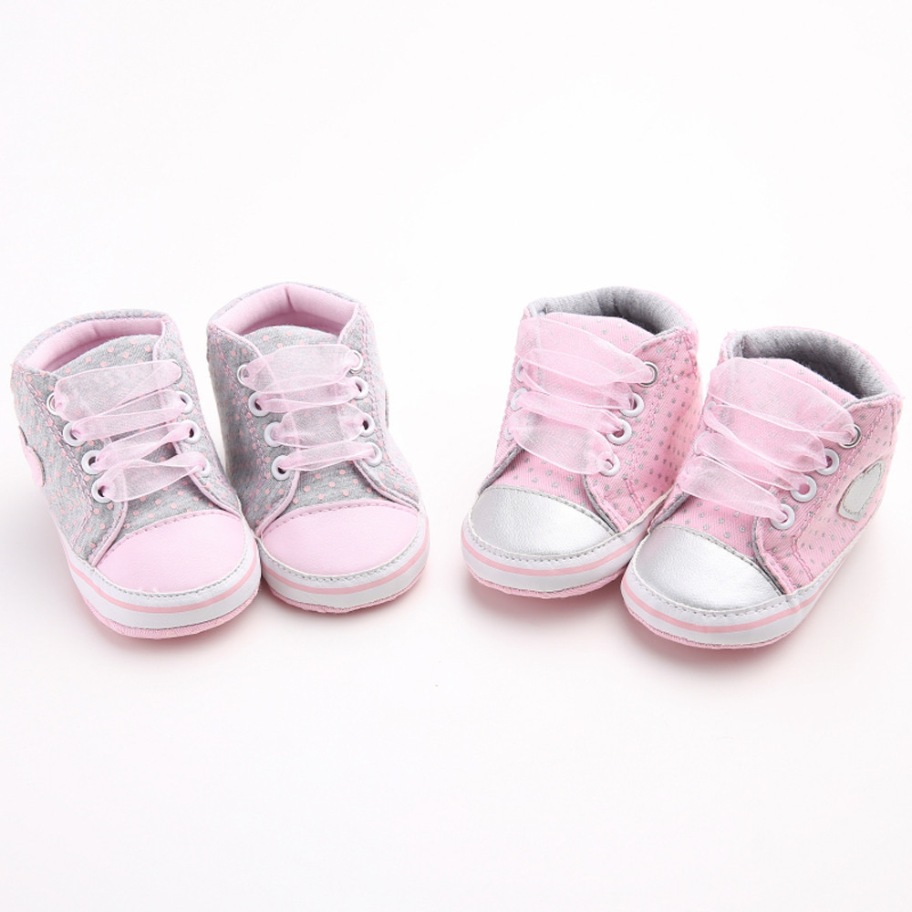 CHAMSGEND MallToy 2017 New Tops Girl Canvas Shoe Baby Boys Shoes Sneaker Anti-slip Soft Sole Toddler Sep5 Dropship