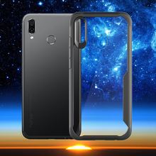 UTOPER Case For Huawei P20 Lite Case Cover For Honor Play Case Shockproof Transparent Back Cover For Huawei Mate 10 Pro Nova 3e(China)