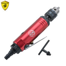 Borntun 1.5-10mm High Speed Pneumatic Air Drill Bore Gun Pneumatic Drills Bore Tool Air Drilling Boring Woodworking Metalworking