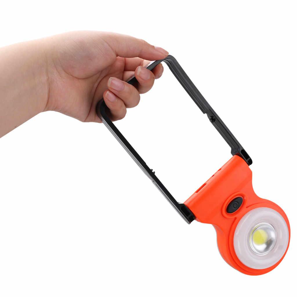 2019 die Coolsten Artikel USB COB LED Arbeit Licht Auto Garage Mechaniker Hause Aufladbare Taschenlampe Lampe Für Besseres Leben