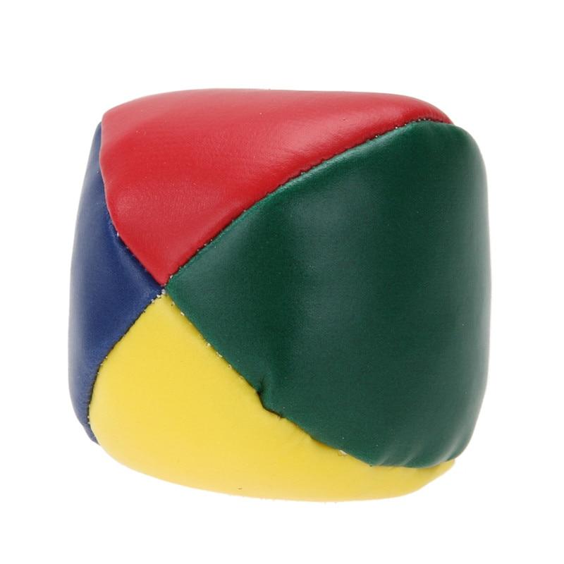 5cm Juggling Balls Classic Bean Bag Juggle Child Funny Exercise Magic Circus Beginner Kids Interactive Toys Outdoor Sports Ball