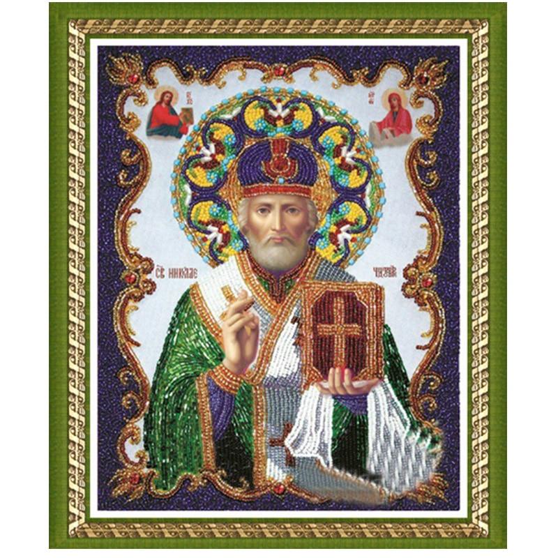 Jesus diy diamond painting religion wall sticker pasted diamond mosaic cross stitch needlework diamond embroidery religion