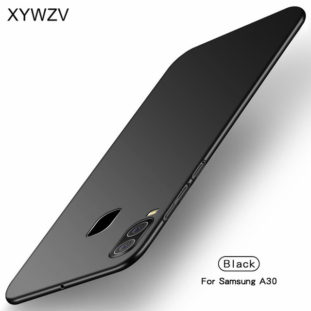 For Samsung Galaxy A30 Case Silm Luxury Ultra Thin Smooth Hard PC Phone Case For Samsung Galaxy A30 Cover For Samsung A30 Fundas
