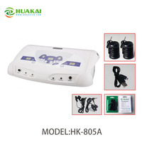 Health Care Dual System Ion Detox Foot Spa Electric Detoxification Foot Bath Massager Ion Cleanse Machine
