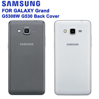 108950850c0 Carcasa trasera Original para Samsung Galaxy Grand Prime G5306W G5308W  G5309W G530F G530H G530 G530FZ G530Y