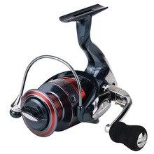 Deshion 13 + 1BB安い釣りタックルスピニング釣りホイール1000 7000シリーズ釣りコイル用バス釣り