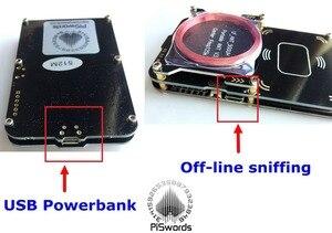 Image 3 - New proxmark3 develop suit Kits 3.0 proxmark  NFC PM3 RFID reader writer for rfid nfc card copier clone crack 2 USB port 512K