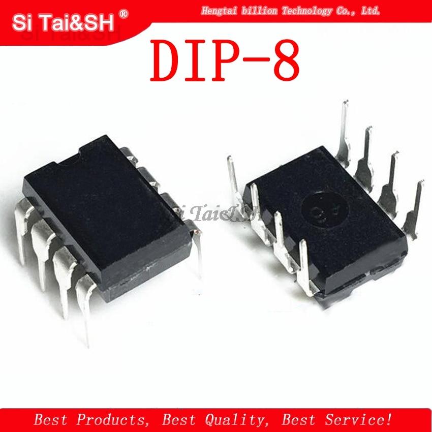 10pcs  Original AT24C256 24C256 DIP-8 Chipset BGA IC