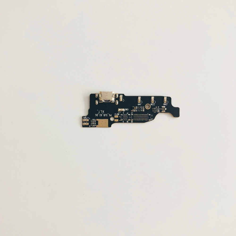 New USB Plug Charge Board For Doogee BL7000 MT6750T Octa Core 5 5 Inch FHD Free Shipping in Mobile Phone Circuits from Cellphones Telecommunications