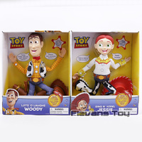 Toy Story Talking Woody / Jessie PVC Action Figure Collectible Model Toy Gift for Kids Children