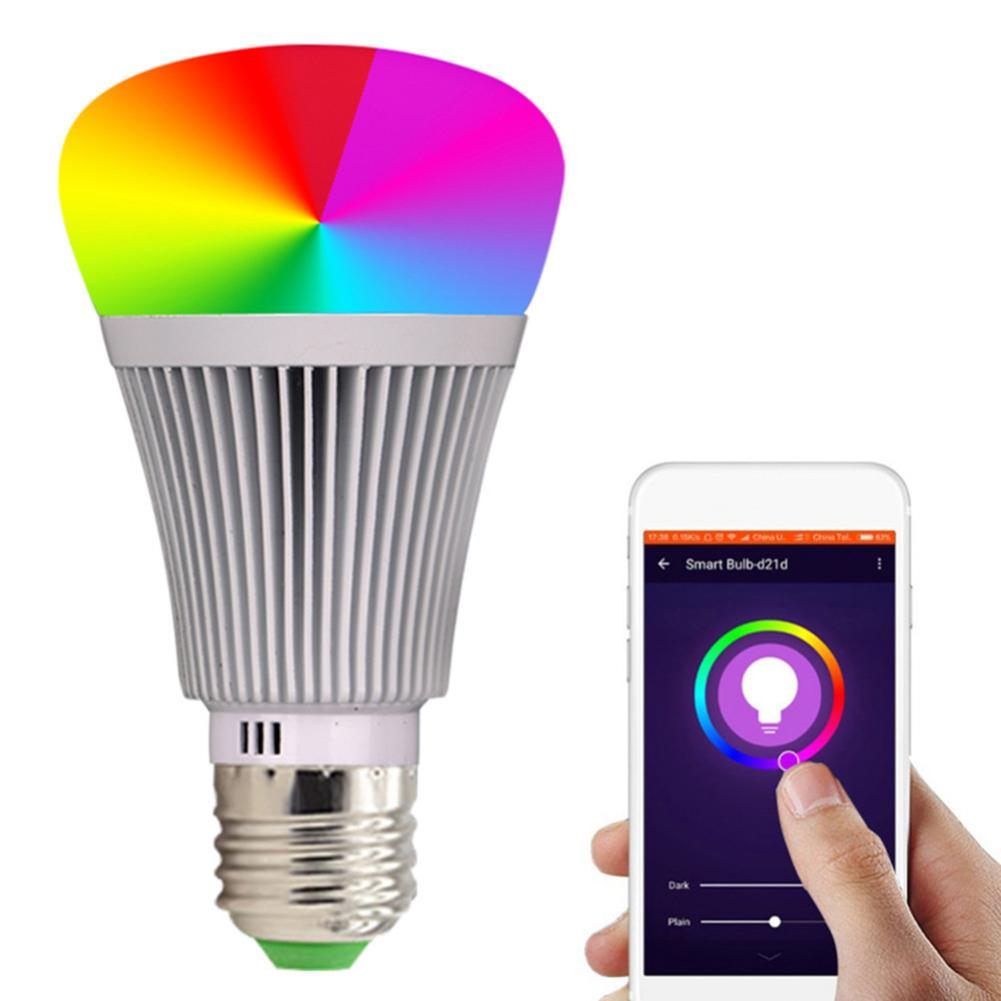 Led Bulb Dimmer Wifi Smart Light App Remote Control Switch