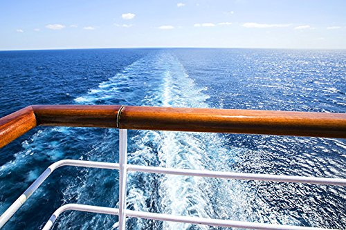 cruise ship deck Backgrounds for sale Vinyl cloth High quality Computer printed nautical photo backdrop